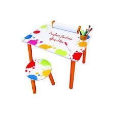 maxi bureau bureau activités chaise en bois activités artistiques maxi toys
