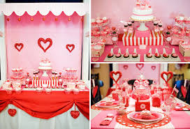 s day party decorations kara s party ideas sweet s day girl boy party planning ideas