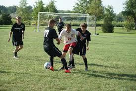 Triad Flag Football High Boys Soccer Highland Vs Triad September 6 2016