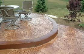 Average Price For Concrete Patio Average Cost Of Concrete Countertops Laura Williams