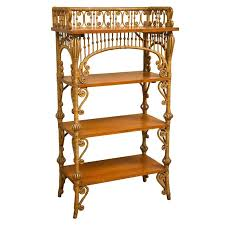 Pier One Room Divider Wicker Bookcase Getgravityco Pier One Rattan Contemporary