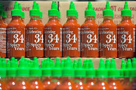 sriracha bottle cap how sriracha became a social media star after neighborhood battle