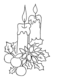 christmas tree coloring pages printable with glum me