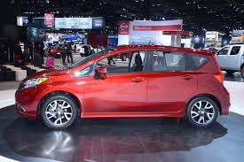 nissan note 2017 2015 nissan versa note sr debuts at chicago auto show u2013 offers