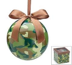 camo christmas camouflage christmas tree ornaments christmas gifts for everyone