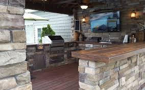 Outdoor Kitchens Design by Outdoor Kitchen Design Spicer Bros Construction