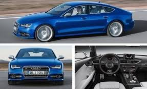 blue audi s7 2016 audi a7 s7 photos and info car and driver
