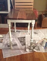 how to create a hardwood floor table top farmhouse table