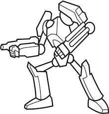 robot coloring pages to print regarding invigorate in coloring