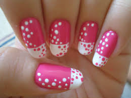 gel nails are some of the natural nail enhancements one quirky blog