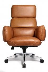 fauteuil de bureau marron exceptionnel fauteuil bureau marron chaise cuir de pas cher eliptyk