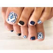 best 25 blue toe nails ideas on pinterest cute toenail designs