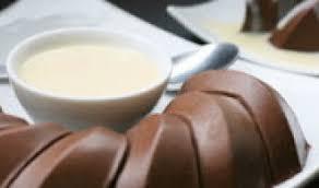 membuat puding fla puding coklat vla vanilla pepe coklat coklat mingle muffin