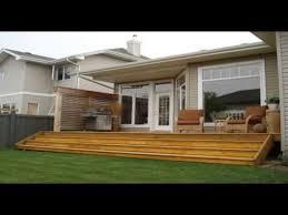 backyard deck designs plans 1000 ideas about deck plans on