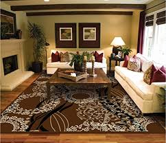 Brown And Black Rugs Rug Brown And Cream Area Rugs Wuqiang Co