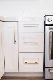 White Shaker Cabinets Kitchen 140 Best White Kitchens Images On Pinterest White Kitchens