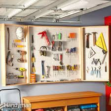 clever tool storage ideas family handyman