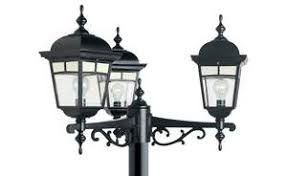Exterior  Outdoor Lighting The Home Depot Canada - Home outdoor lighting