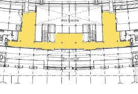 club floor plan california memorial stadium event u0026 wedding venue berkeley