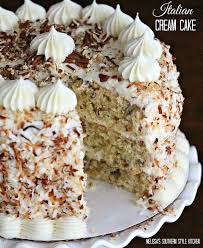 best 25 italian cream cakes ideas on pinterest italian cream