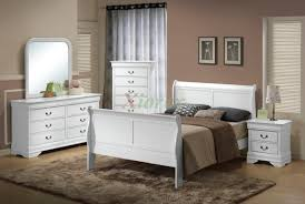 Distressed Bedroom Furniture White by Distressed White Wood Beds Platform Furniture Bedroom Modern