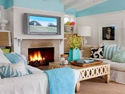 Cottage Livingrooms Ideas For Small Rooms Cottage Living Room With Fireplace Small