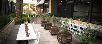 The Patio San Diego Private Dining Room At True Food Kitchen In San Diego