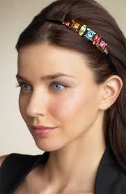 cool headbands 2009 funky hairstyle accessories the headbands fashion trends
