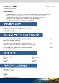 Sample Australian Resume Format by Sample Australian Resume Format Free Resume Example And Writing