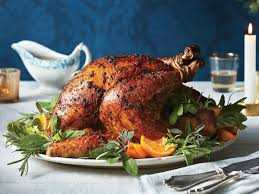 herbed turkey recipes thanksgiving roasted herb turkey and gravy recipe southern living