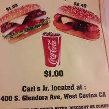 carl s jr 26 photos 50 reviews fast food 400 s glendora