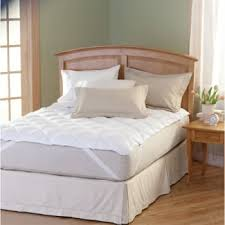 choice hotels mattress topper anchor bands 60x80 queen 24 ounce