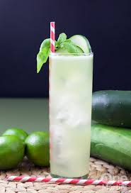 martini basil cucumber basil mojito with white rum one martini