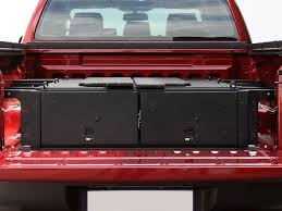 Ford Ranger Truck Tool Box - ranger t6 dc drawer kit by front runner