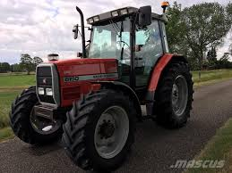 massey ferguson 6150 dynashift tractors year of manufacture