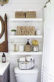 best 25 bathroom shelves ideas on pinterest half bathroom decor
