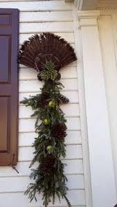 turkey feather wreath turkey feather fall wreath wreaths just wreaths