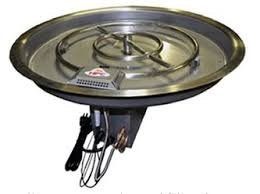 Fire Pit Inserts by Bowl Gas Fire Pit Insert