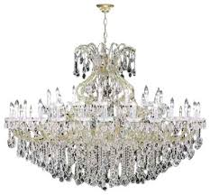 Moder Chandelier 91760gl22 James R Moder Maria Theresa Grand Chandelier