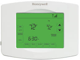 epic cool on flashing honeywell thermostat 33 on images of cover