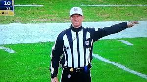 Penalty Flag Football Referee Says