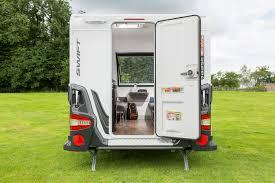 Van Rear Door Awning Your Basecamp Swift Basecamp