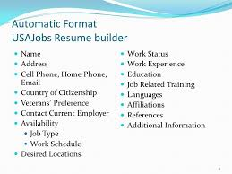 Resume Writing Classes Online by Automatic Resume Builder Cv01 Billybullock Us