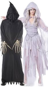 Halloween Grim Reaper Costume Beauty Costume Ghost Costume Ghoul Costume Grim