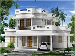 sles of home design flat roof house designs kerala best image voixmag com