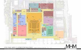 floor plan agreement johnson city press fine arts center moves closer to reality