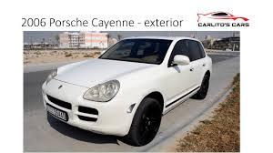 2006 Porsche Cayenne Turbo - porsche cayenne 2006 white youtube