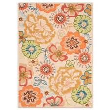 Floral Area Rug Buy Red Floral Area Rug From Bed Bath U0026 Beyond