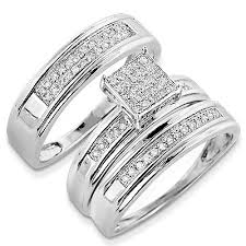 wedding ring sets for him and trio wedding sets for him and discount engagement rings