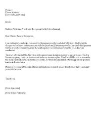best photos of sample formal letter of appeal sample appeal